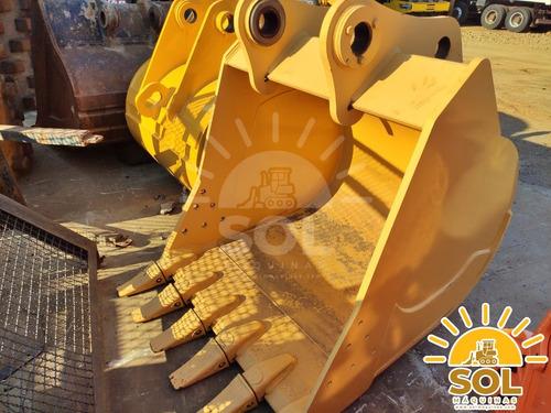Imagem 1 de 3 de Concha Caçamba Para Escavadeira Hidráulica 1.18m³
