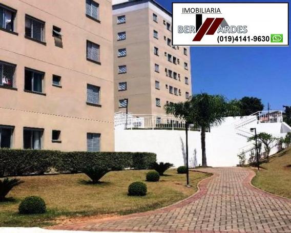 Apartamento Para Venda Condominio Ambiance Residence 2 Jardim Myrian Moreira Da Costa, Campinas - Ap00152 - 4509462