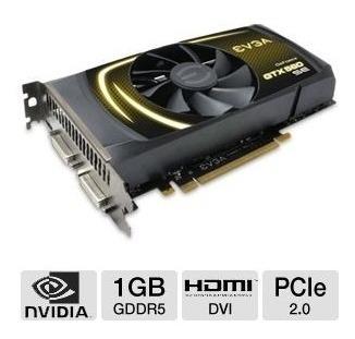 Placa De Vídeo Evga Geforce Gtx 560 Se 1gb + Brinde