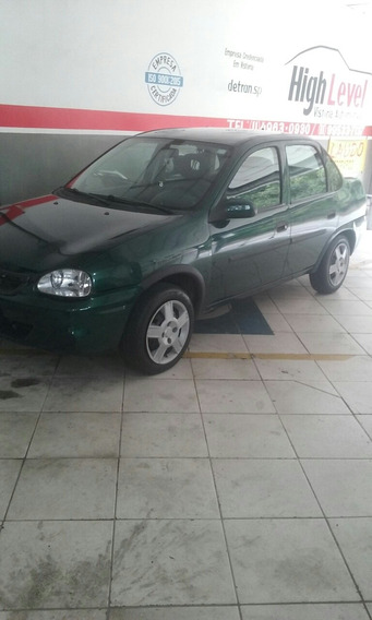 Chevrolet Corsa Sedan 1.0 Super 4p 1998