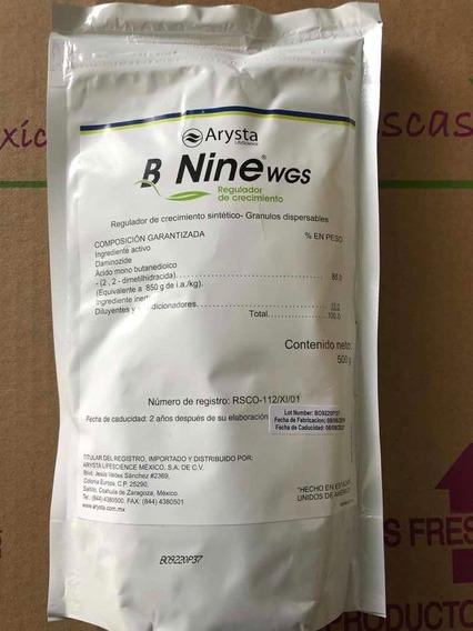 B Nine 500 Gramos Regulador De Crecimiento Arysta