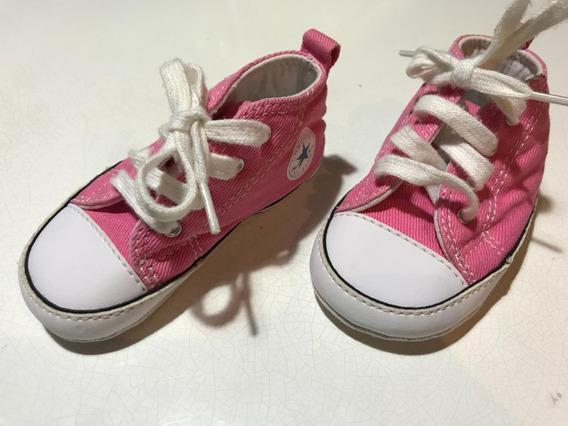 Zapatillas Converse Chuck Taylor First Star Canvas Infant