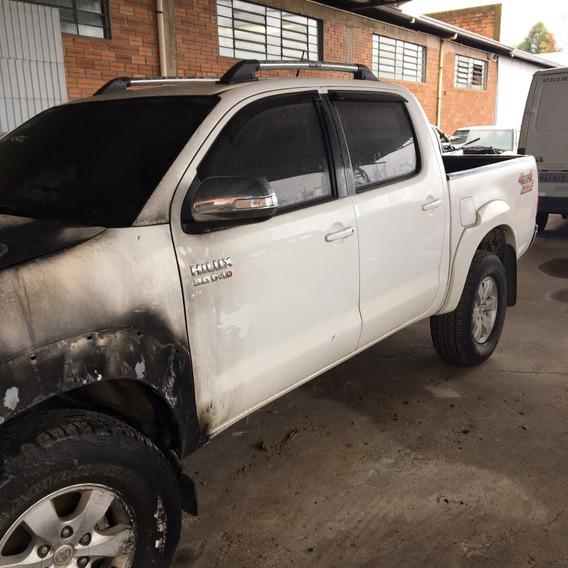 Sucata De Toyota Hilux 3.0 Diesel 171cv 4x4
