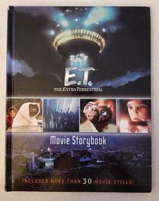 E.t. The Extra Terrestrial Movie Storybook ( Capa Dura )