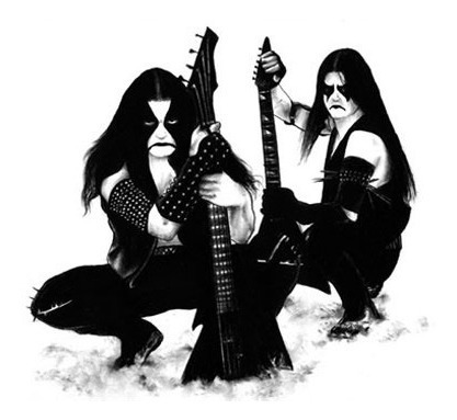 Colecão Immortal Band