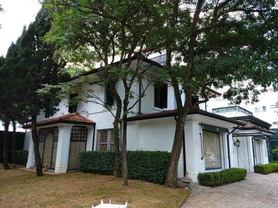 Casa Em Jardim Paulista, São Paulo/sp De 351m² Para Locação R$ 35.000,00/mes - Ca197373