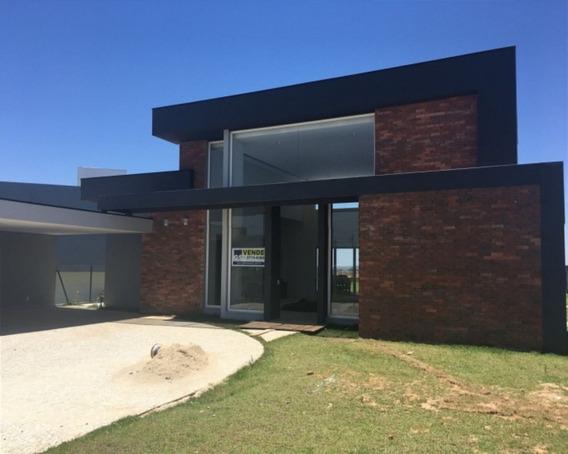 Casa A Venda Alto Padrão Condomínio Xapada Itu Sp - C-040 - 33713749