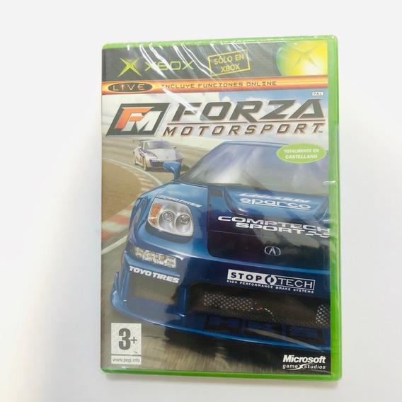 Forza Motorsport Xbox Original Lacrado Raro
