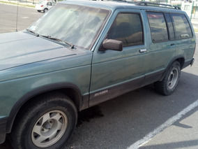 Chevrolet Blazer 4.3 Equipada Mt 1993