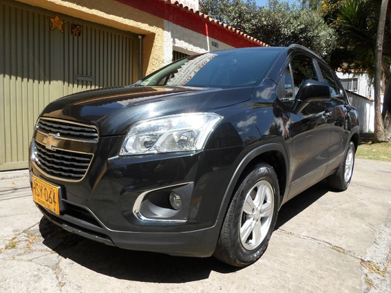 Chevrolet Tracker Lt 2014 Secuencial Sunroof