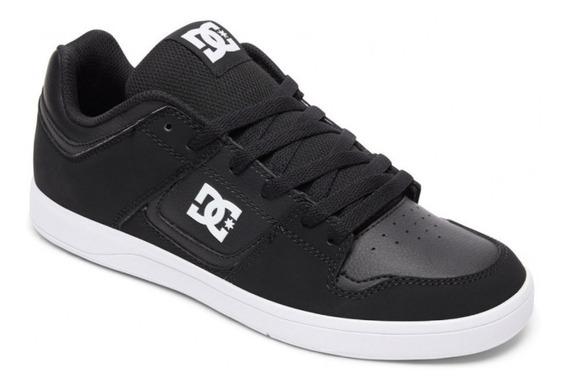 Zapatillas Dc Cure (blk) Hombre Negro Skate