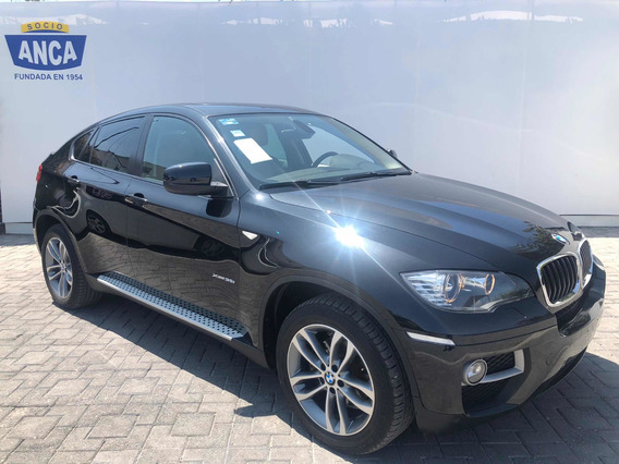 Bmw X6 3.0 Xdrive 35i . At 2014