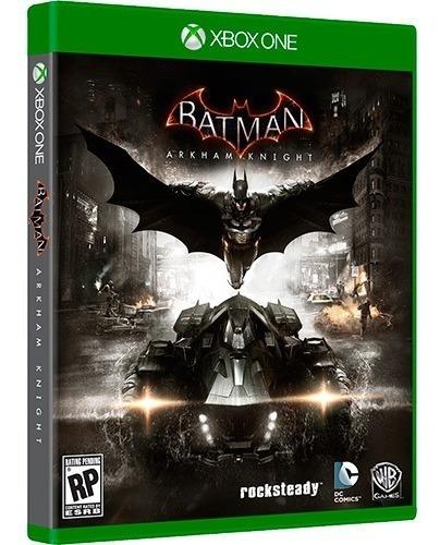 Game Batman Arkham Knight - Xbox One - Warner - Lacrado