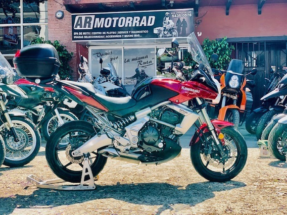 Versys 650 Kawasaki, No Gs, No Bmw, No 800gs, No Ktm, Klr