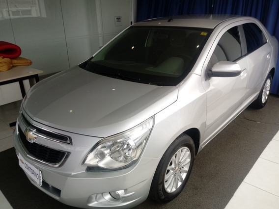 Chevrolet Cobalt 1.4 Mpfi Ltz 8v Flex 4p Manual 2015/2015