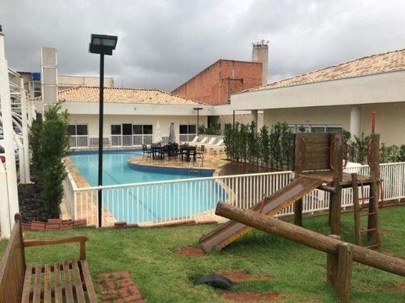 Apartamento Com 2 Dormitórios À Venda, 53 M² Por R$ 210.000,00 - Wanel Ville - Sorocaba/sp - Ap0696