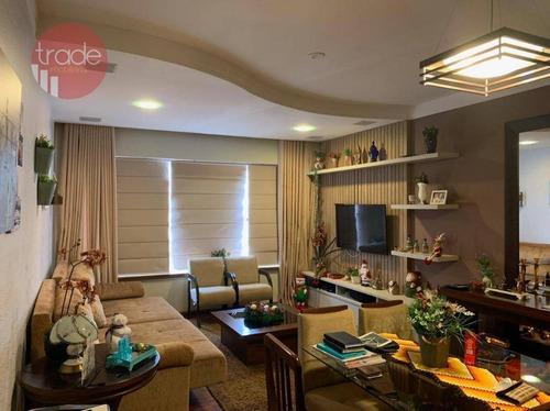 Imagem 1 de 26 de Apartamento Com 3 Dormitórios À Venda, 148 M² Por R$ 426.000,00 - Centro - Ribeirão Preto/sp - Ap6431