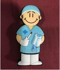 Enfermero A Domicilio, Mediana Y Alta Complejidad