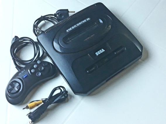 Mega Drive 3 - Tectoy + Sonic 2