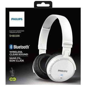 Fone De Ouvido Bluetooth Philips Headphone Shb5500