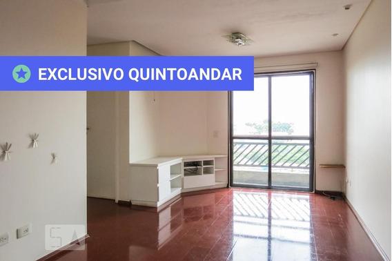 Apartamento No 4º Andar Com 2 Dormitórios E 1 Garagem - Id: 892991843 - 291843