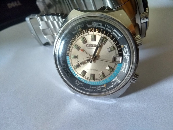 Citizen Worldtimer De R$ 2399