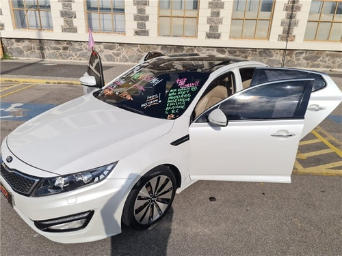 Imagem 1 de 14 de Kia Optima 2.4 Ex 16v Gasolina 4p Automático