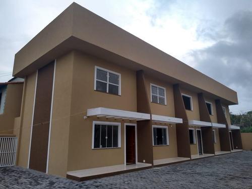 Imagem 1 de 10 de Casa Para Venda Em Araruama, Vila Capri, 2 Dormitórios, 2 Banheiros, 1 Vaga - 60_2-234359