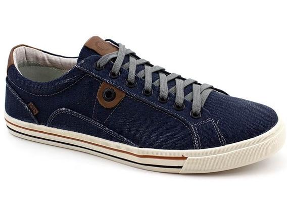 Tênis Democrata Original Urban Plot 209104 Azul Jeans