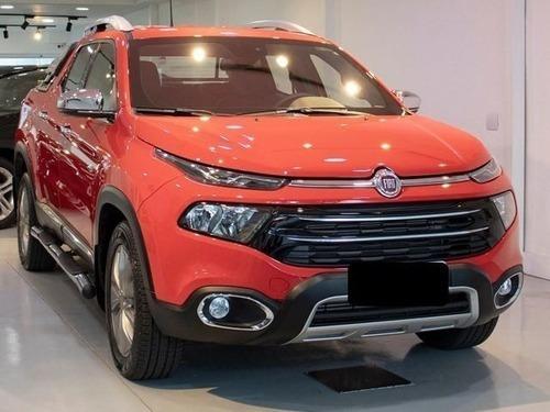 Fiat Toro Volcano Financiada Con $340.000anticipo O Usado A-