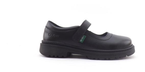 Zapatos Escolares Kickers Kemos Guillermina Escolar 34-40
