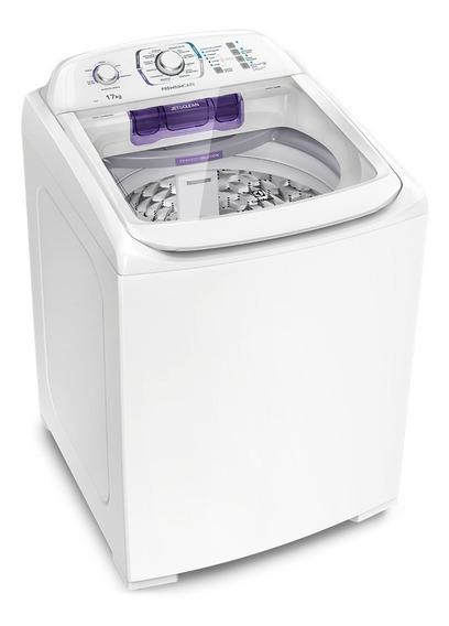 Lavadora de roupas automática Electrolux Premium Care LPR17 branca 17kg 110V