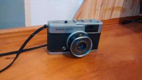 Camera Antiga Olympus Trip 35 No Estado Retro Vintage