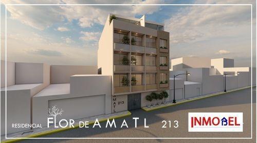 Imagen 1 de 4 de Departamentos Y Loft, En Pedregal De Santo Domingo