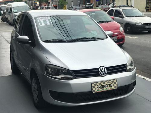 Volkswagen Fox 2011 1.0 Vht Trend Total Flex 4p