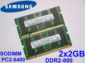 Memoria 4gb Ddr2 Original Hp Pavilion Tx2000es 2(m1)