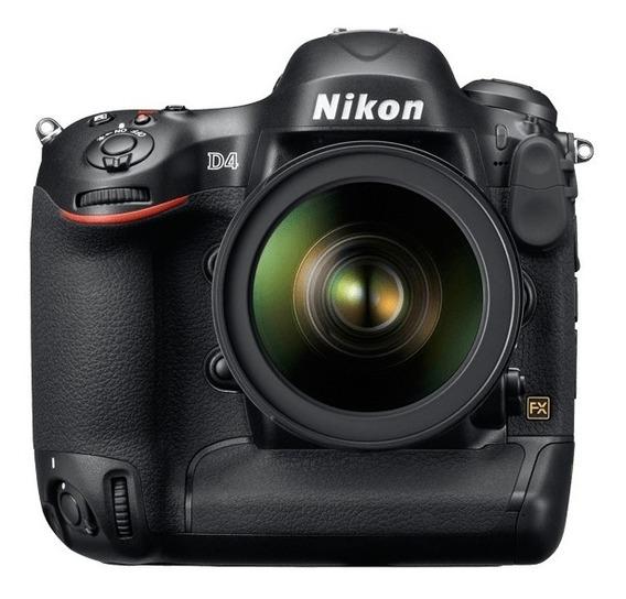 Nikon D-4 Camera Digital ( Somente O Corpo )
