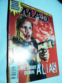 Revista Mad Importada Num 441 Con Poster Excelente Estado