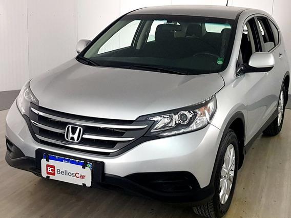 Honda Cr-v 2.0 Lx 4x2 16v Flex 4p Automático 2014/2014