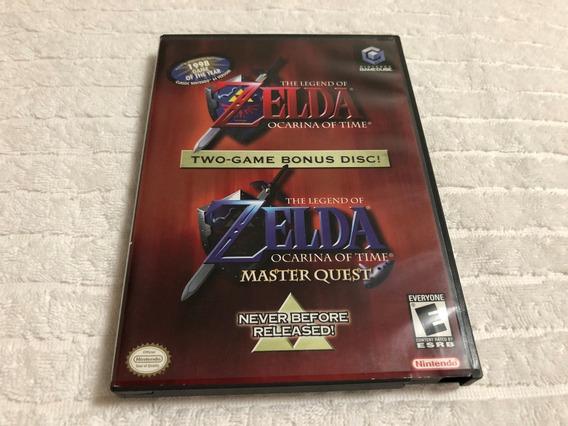 The Legend Of Zelda Two-game Bonus Disc! (gamecube,2003)