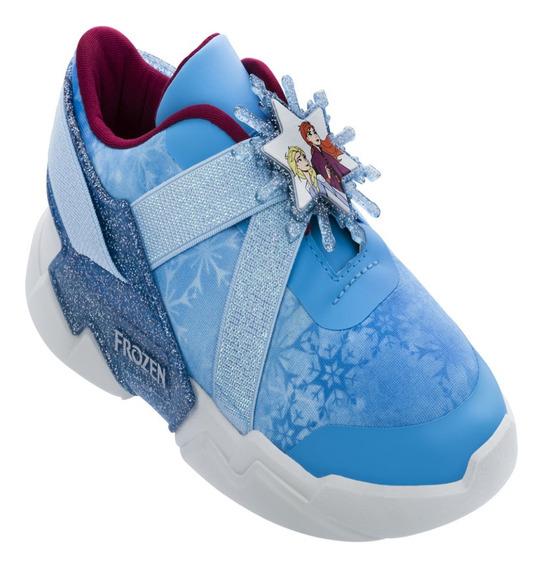 Grendene 22224 Disney Frozen 2 Tênis Infantil Feminino