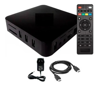 Tv Box 2gb Ram Smart Tv Android 7.1 Convertidor Smart Tv 4k!
