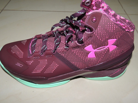 Zapatillas Under Armour Stephen Curry Originales