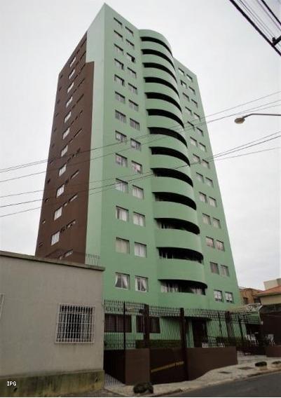 Apartamento Para Venda Em Ponta Grossa, Centro, 3 Dormitórios, 1 Suíte, 3 Banheiros, 1 Vaga - Apt009