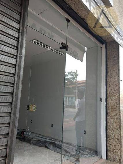 Loja Para Alugar, 47 M² Por R$ 6.000/mês - Centro - Macaé/rj - Lo0036