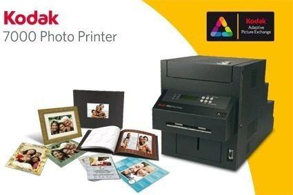 Impressora Fotográfica Kodak 7000 Apex