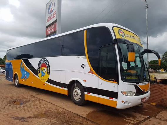 Onibus Mb 0400 Marcopolo G-6