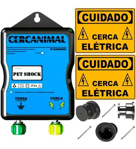 Imagem 1 de 6 de Cerca Elétrica Para Pet Caes Gatos E Outros Animais Peq