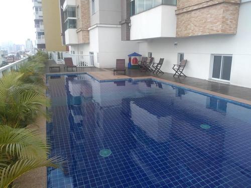Apartamento Com 2 Dormitórios À Venda, 70 M² - Jardim Do Mar - São Bernardo Do Campo/sp - Ap65435