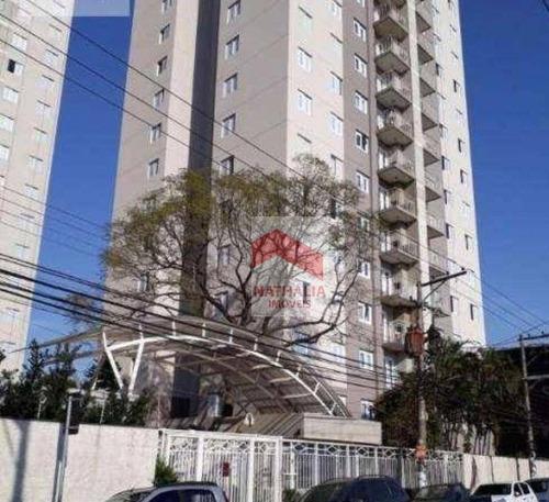 Imagem 1 de 26 de Apartamento Com 2 Dormitórios Para Alugar, 68 M² Por R$ 2.000,00/mês - Vila Das Bandeiras - Guarulhos/sp - Ap0619